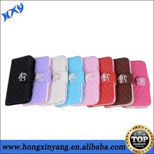 Purse Style Leather Wallet Case For Samsung Galaxy Note 2.