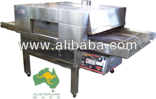 Gas Conveyor Pizza Oven - Commercial