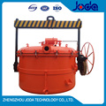 Joda 5T Aluminum Melting Furnace for Aluminum Electrolytic Workshop Usage
