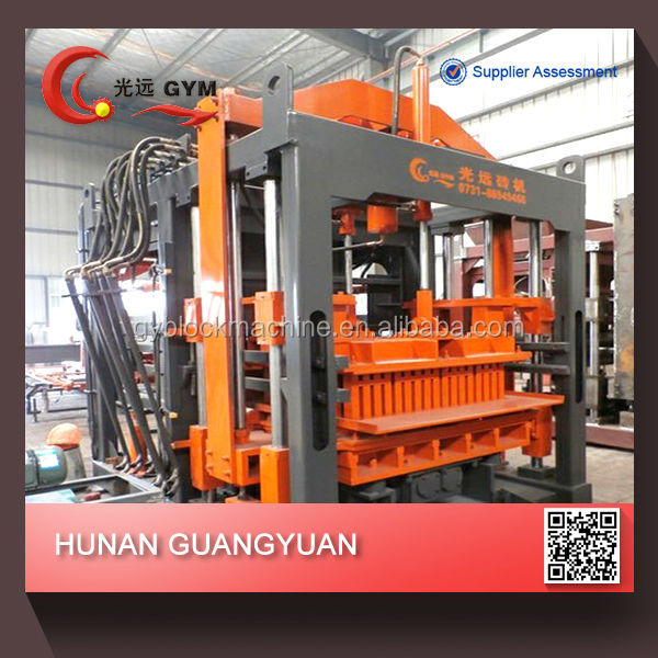 High and new technology products solid block forming machine/stamps for pavements in concrete