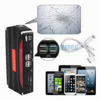 TM18B 600 A Peak 16800mAh Portable Car Truck Battery Jump Starter to Jump Start 12V Vehicle