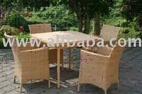 Wicker Rattan furniture set