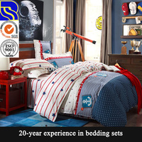 Good sale/hypoallergenic colorful 100 cotton duvet covers