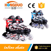 Made in china roller skates wholesale inline short track speed skating skate inline