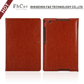 mobilel case PU leather ultra slim book folio case for Sony Xperia Z4 tablet
