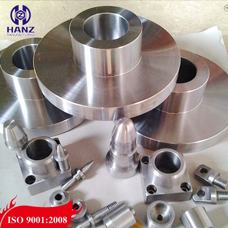 ISO 9001 OEM custom high precision cnc machining jobs