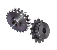 carbon and Stainless steel roller chain sprockets with high quality