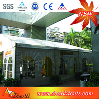high quality aluminum frame wedding tents for 200 people