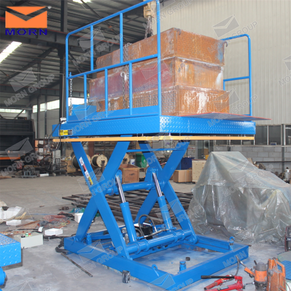 Low profile general industrial used electric mini scissor lift