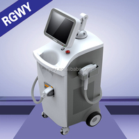 New upgrade 808nm diode soft light laser hair removal