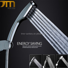TM-SD-1011-Cheap ABS plastic water therapy hand shower head with stainless steel pannel
