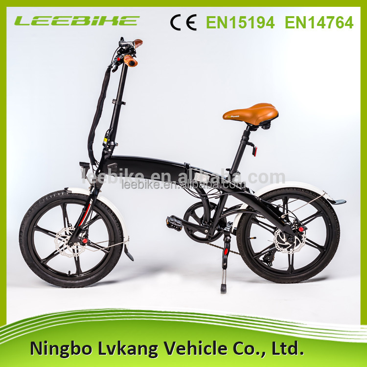 Fixed gear bike ebike conversion kit eletric motor hub motor folding 20' e bike