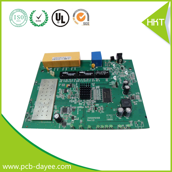 Multilayer oem cctv camera pcb assembly factory in China