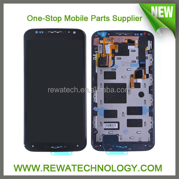 Factory Price for Motorola Moto X2 X+1 XT1096 LCD Display and Digitizer Touch Screen Assembly