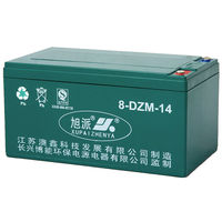 8-DZM-14 gel sealed lead acid battery uv recombination