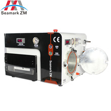 5 in 1 OCA glues laminator vacuum OCA lamination machine built in bubble remover glass separator oca stickers ZM-OL 1