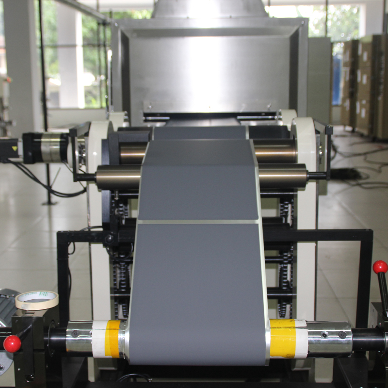 Semi-Automatic Lab Interval Lithium ion Battery Film Coating Machine