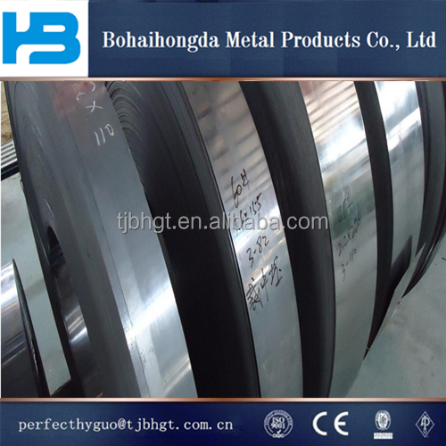Hot dipped Galvanized Steel strips in coil for process ERW pipe
