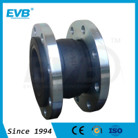 Double Sphere Flange Rubber Expansion Joint
