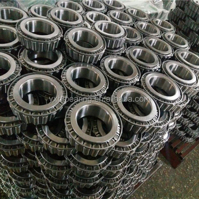 YXHT taper roller bearing 30206 for mechanical gears