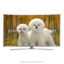hotel used consumer electronic led tv smart 3D 55inchs