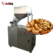Automatic Commercial Nut Slicer,Cashew Nut Cutting Processing Machine