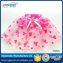 Easemate doll Princess pretty doll Dress up doll with lace