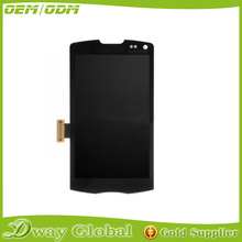 100% Working well lcd with touch screen for samsung wave 2 II s8530 lcd with display digitizer assembly