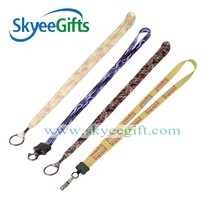 Nylon lanyard string for mobile phone hold