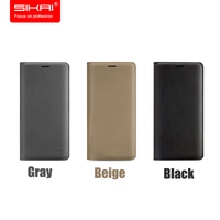 1:1 Original Manufacture Auto Wake Sleep Function Waterproof Flip Leather Case for Oneplus 3 Phone Leather Case Protector