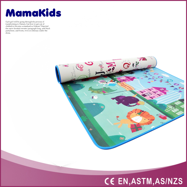 High quality 2016 baby playmat