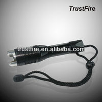2012 hot selling!!! High quality and low price trustfire TR-J1 cree xml t6 led diving flashlight for outdoor camping