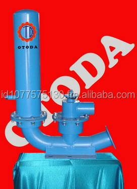 Hydraulic Ram Pump For Lifting water from a low to a high place