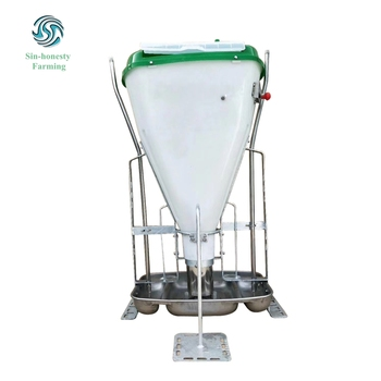 New designed automatic pig equipment animal feeder for pig feeder