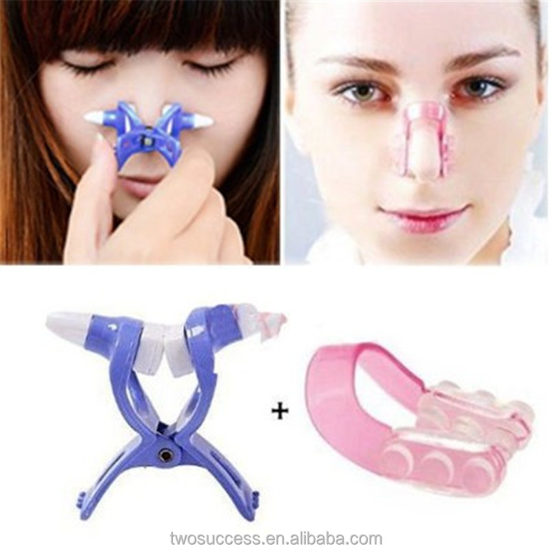 Wholesale OEM packing Beauty Personal care Products breathing Nose up lifting <strong>U</strong> shaping Clip