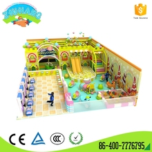 Amusement naughty castle attractive indoor playground park