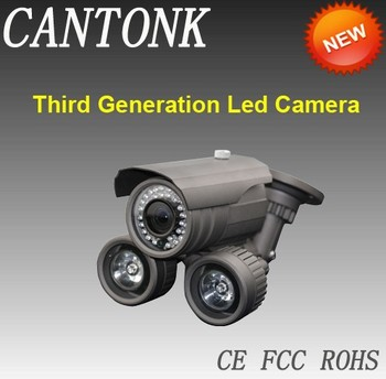 CCTV IR Array Led Surveillance Camera Guangzhou
