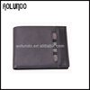 Handsome Trifold Genuine Leather Men Wallet China Supplier
