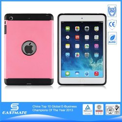 heavy duty case flip top leather case for ipad mini