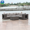 DW SF100 Cozy Rattan Outdoor Terrace