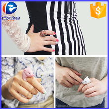 Cheap items to sell cute animal head ring 3D plastic animal ring for wholesale
