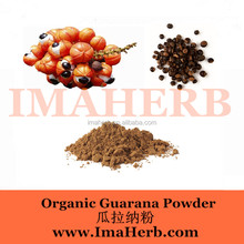 GMP Manufacture ISO Certified guarana extract