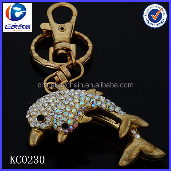 a pair jumping crystal dolphins keychain for couple promotional items alibaba express italy