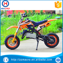 50cc gas powered mini dirt bike 49cc super pocket bike