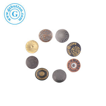 Factory Supply four part prongs metal spring snap button