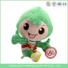 Custom Mascot Soft Plush Doll Souvenir