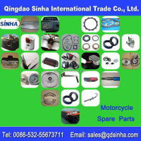 AX100 motorcycle parts in Qingdao city