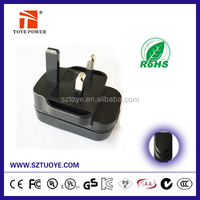 USB type power adapter output 3.7v adapter 3.7v 1000ma