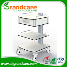 2017 Hot Sell Grandcare Aircraft Meal Cart Moisture-proof Made In China