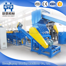 Hot sale waste plastic recycling and pelletizing line